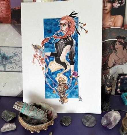 wicca magic, four elements