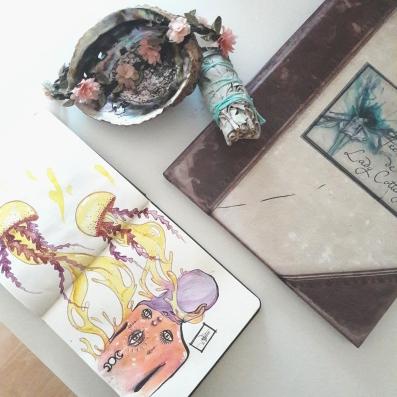watercolor-sketchbook-jellyfish-spirits-ashcoloured