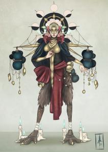 digitalart-moon-magic-witch-ashcoloured